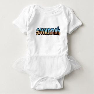 Customized body you drink Savannah Baby Bodysuit
