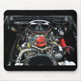 Customized Car Engine Mouse Pad