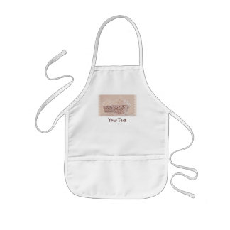 Customized Cupcake Apron