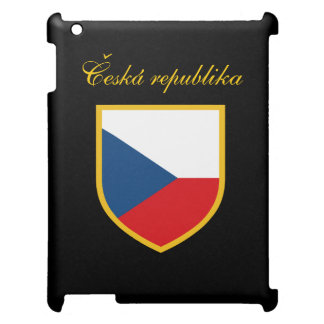 Customized Czech Republic Flag Cover For The iPad