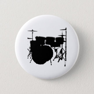 Customized Drum Set 2 Inch Round Button