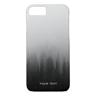 Customized Forest Nature Landscape Scene iPhone 7 Case