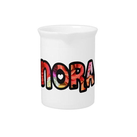 Customized jar Nora