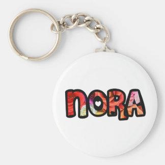 Customized key ring Nora