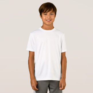 Customized Kids Sport-Tek Performance Fitted T-Shirt