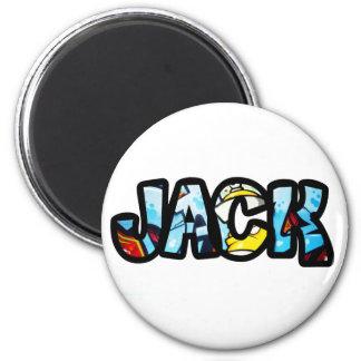 Customized magnet Jack