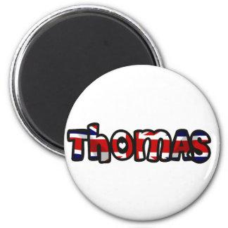 Customized magnet Thomas