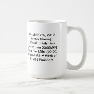 Customized - Marathon Mug - City of Chicago
