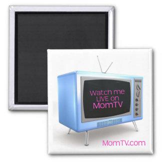 Customized MomTV Magnet