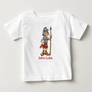 Customized name on cartoon shirt