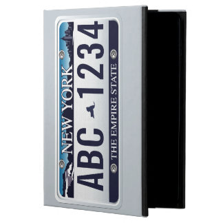 Customized New York Vehicle Licence Plate  iPad Ai iPad Air Cover