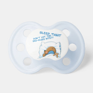 Customized pacifier De BooginHead® (0-6 Months)