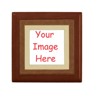 Customized personalized framed add your picture to gift box