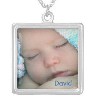 Customized Photo Necklace Pendant