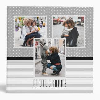 Customized Photo Template Album/ 3 Ring Binders