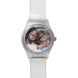 Customized picture Father's Day Watch