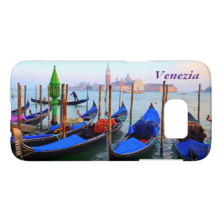 Customized Picture Of Venetian Gondola Station Samsung Galaxy S7 Case