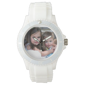 Customized Picture Sporty Watch