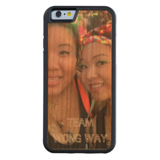 Customized Sister case Cherry iPhone 6 Bumper