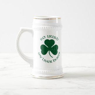 Customized St Patty's Mug