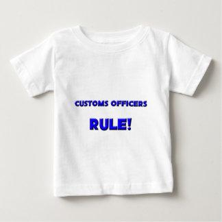 Customs Officers Rule! Tshirt