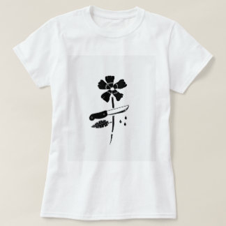 Cut flower T-Shirt