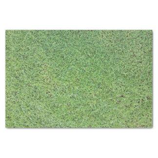 Cut Grass Lawn Tissue Paper