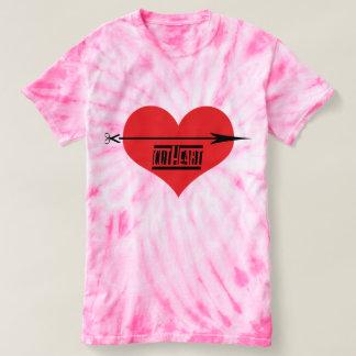 Cut heart t-shirt