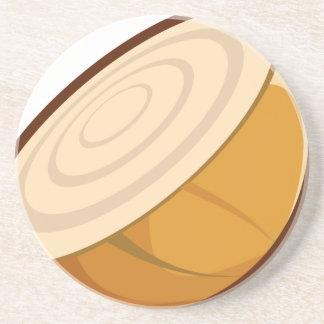 Cut Onion Coaster