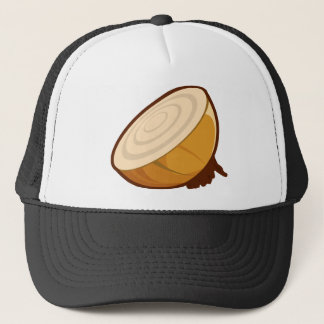 Cut Onion Trucker Hat