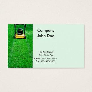 Cut The Grass Business Card