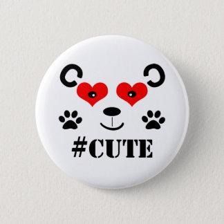 #Cute 2 Inch Round Button