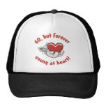 Cute 60th Birthday Gifts Trucker Hats