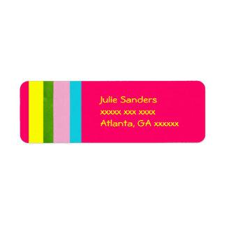 Cute Address Labels