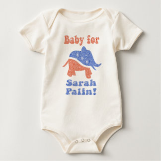 Cute Adorable Baby for Sarah Palin Infant Shirt