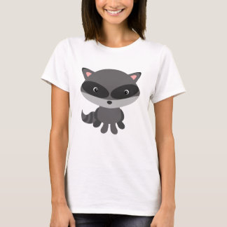 Cute, adorable baby raccoon T-Shirt