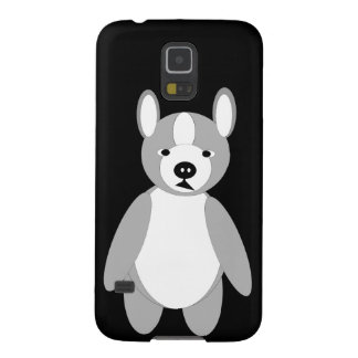 cute adoring Boston terrier Puppies Galaxy S5 Covers