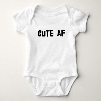 Cute AF Baby Baby Bodysuit