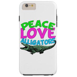 Cute Alligator Tough iPhone 6 Plus Case