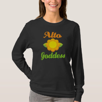 Cute Alto Goddess T-Shirt