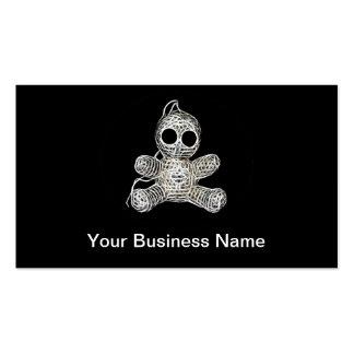 Cute Amigurumi Voodoo Doll Pack Of Standard Business Cards