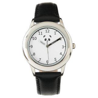 Cute and Elegant Panda Wristwatch