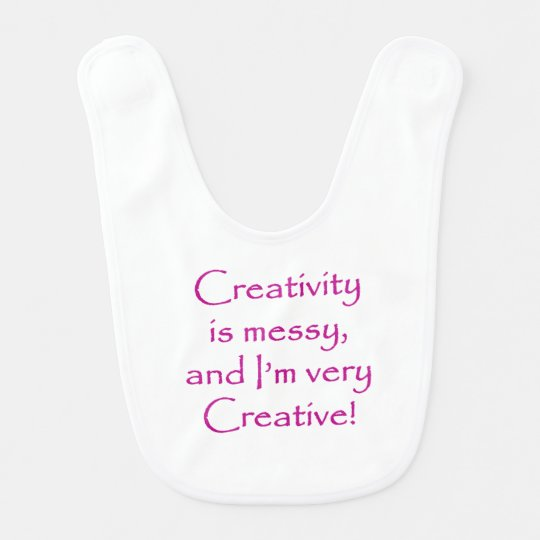 Cute and Funny Baby Bib