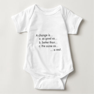 Cute and funny babygro baby bodysuit