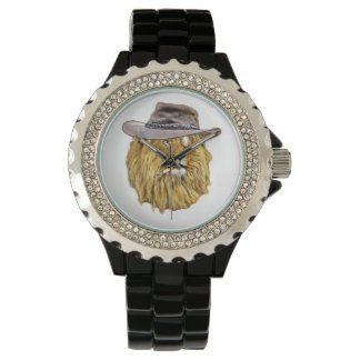 Cute and Funny Lion Watches