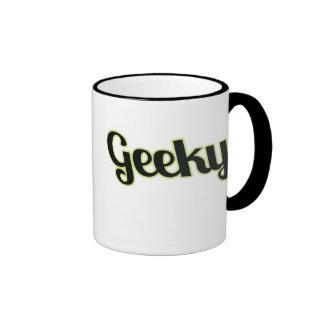 Cute and Geeky Coffee Mug