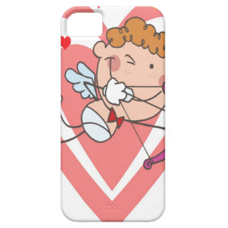 Cute and Loving Cupid Angel Case For The iPhone 5