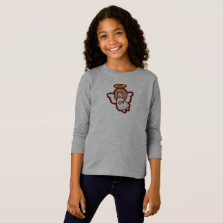 Cute and Simple Christmas Angel | Shirt