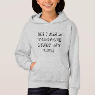 Cute and simple hoodie