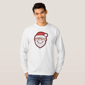 Cute and Simple Santa Claus | Sleeve Shirt